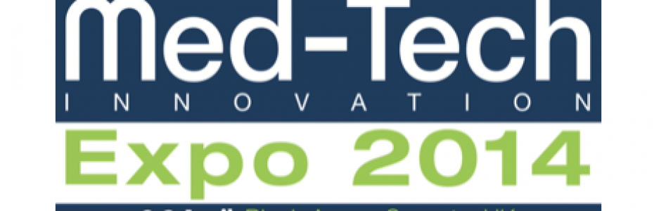 Med-Tech Innovation Show 2014 Logo 2