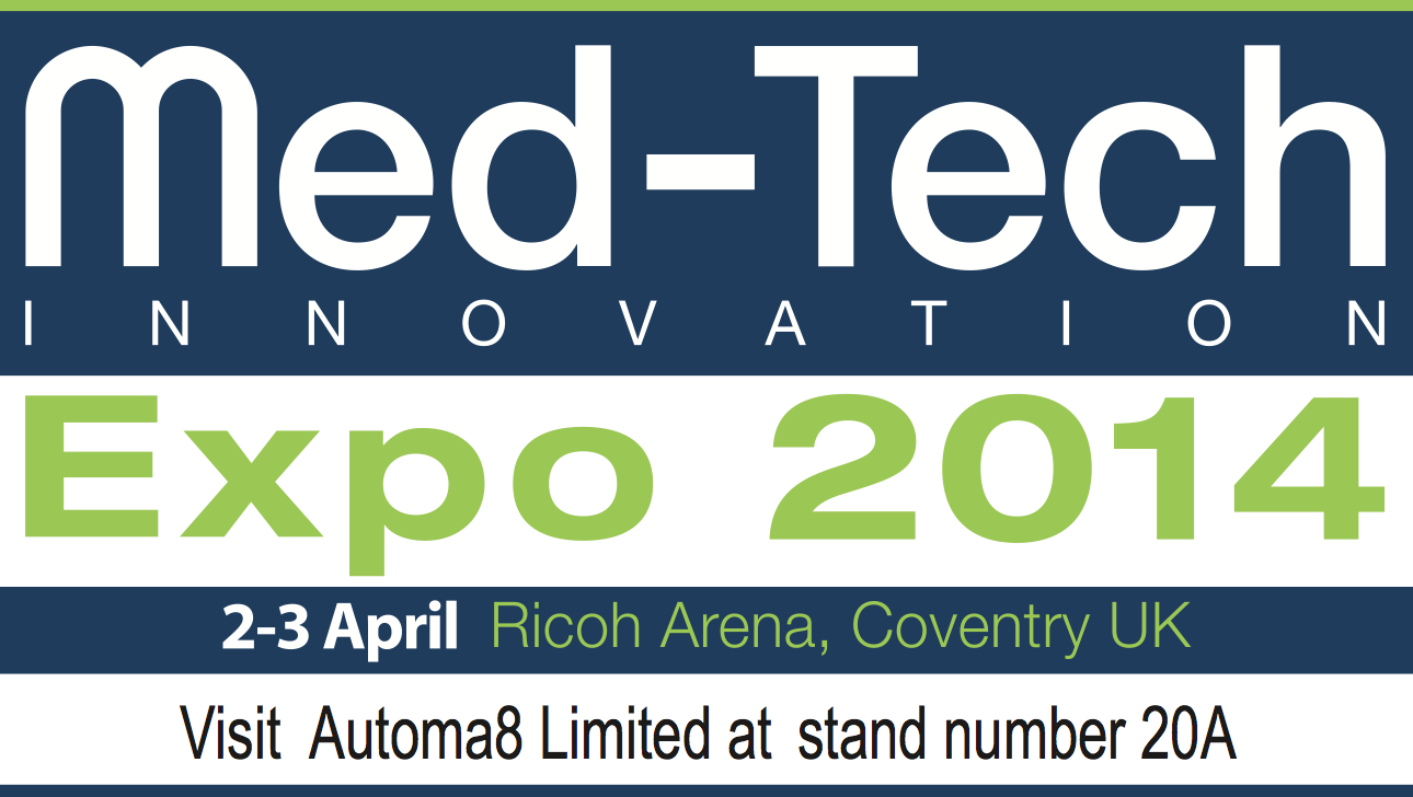 Med-Tech Innovation Show 2014 Logo