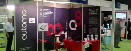Automa8 at Med-Tech Innovation Show 2014